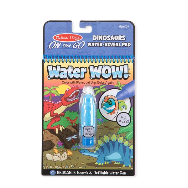 WATER WOW DINOSAURES