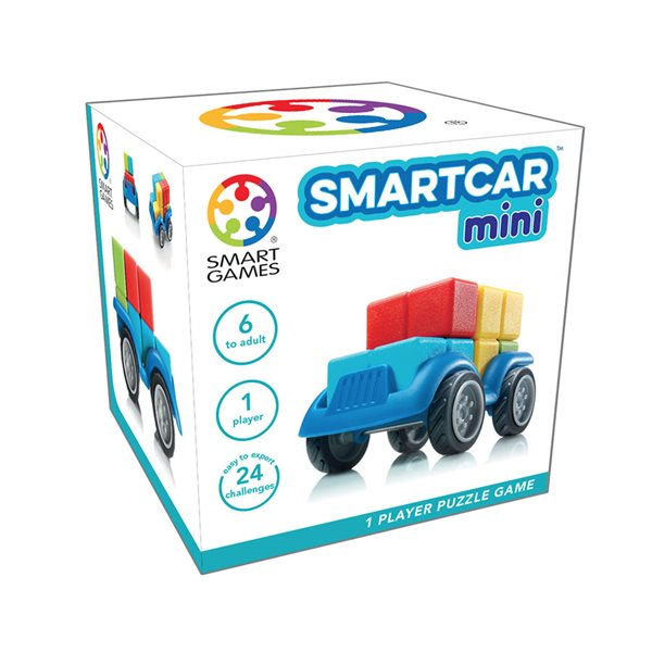 Jeu Smart car mini