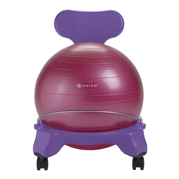 CHAISE BALLON JUNIOR MAUVE / ROSE