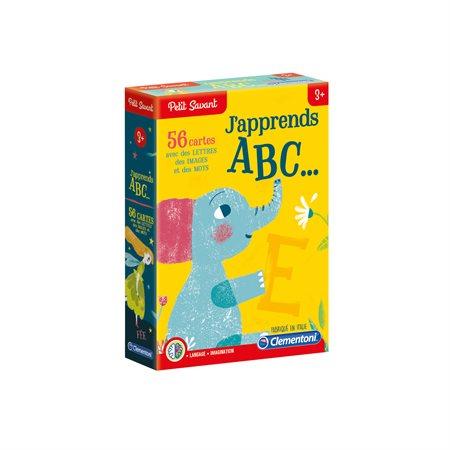 Jeu Petit Savant j'apprends ABC
