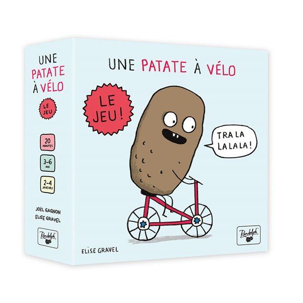 Jeu Une patate à vélo- le jeu