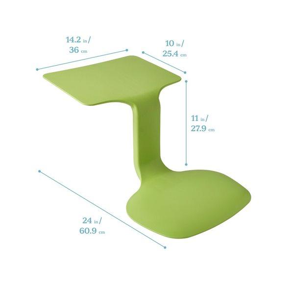 Tablette portative Surf Vert