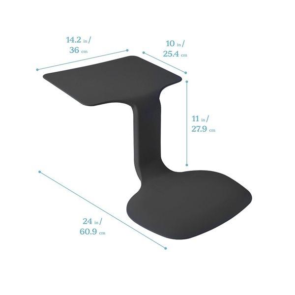 TABLE SURF NOIRE