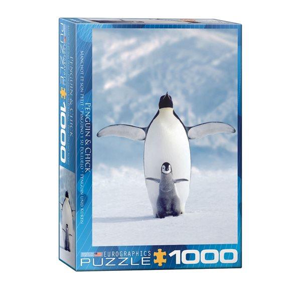 1000 PCS MAMAN PINGOUIN