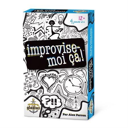 IMPROVISE-MOI ÇA