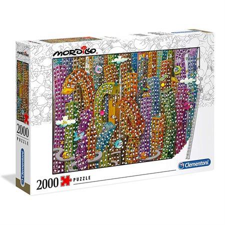 2000 PCS MORDILLO-LA JUNGLE