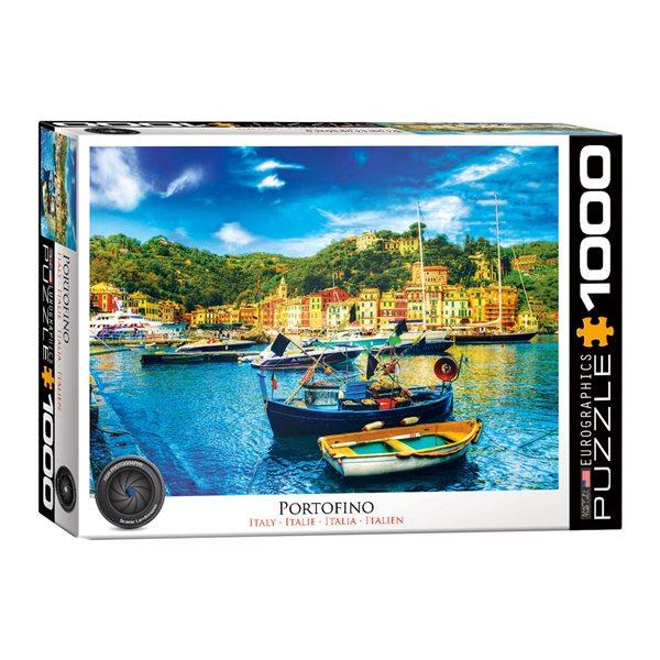 Casse-tête de 1000 morceaux Portofino