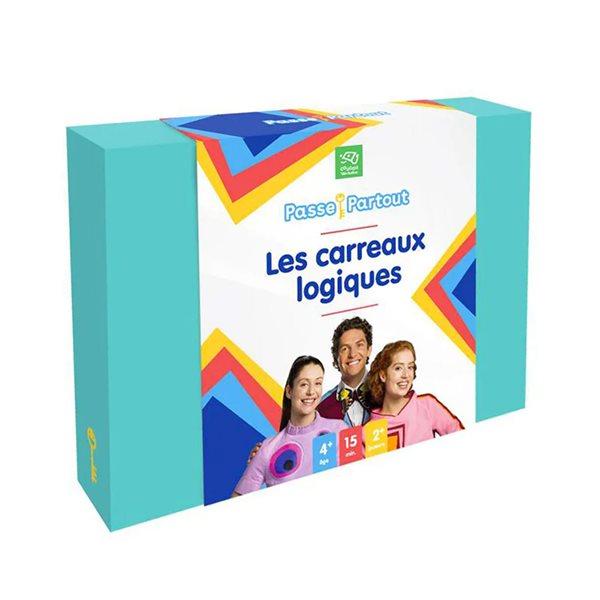 CARREAUX LOGIQUES PASSE-PARTOUT