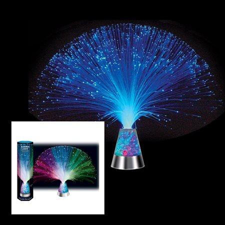 Lampe à fibres optiques couleurs changeantes
