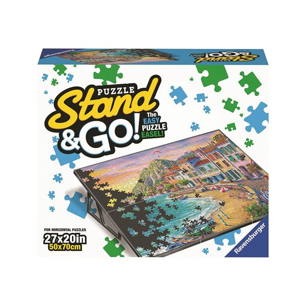 Puzzle Stand and Go