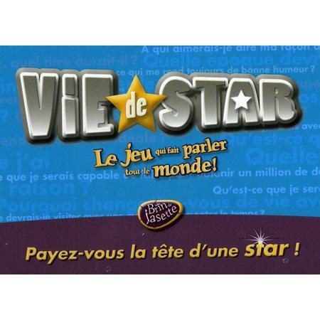 Brin de jasette Vie de star
