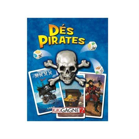 Jeu Dés Pirates
