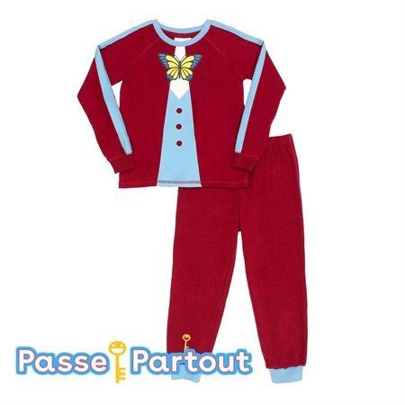 Pyjama Passe-Montagne 5 / 6 ans