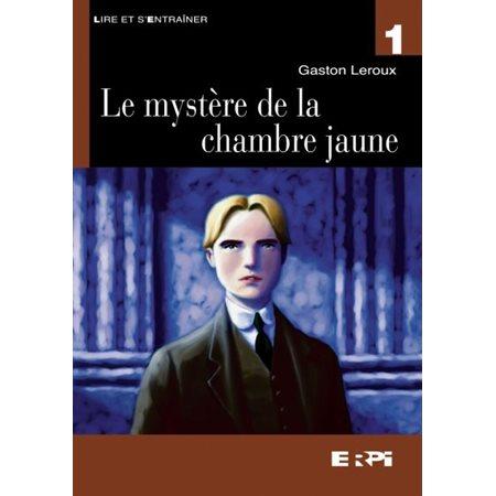 Mystère de la chambre jaune (Le) T.01