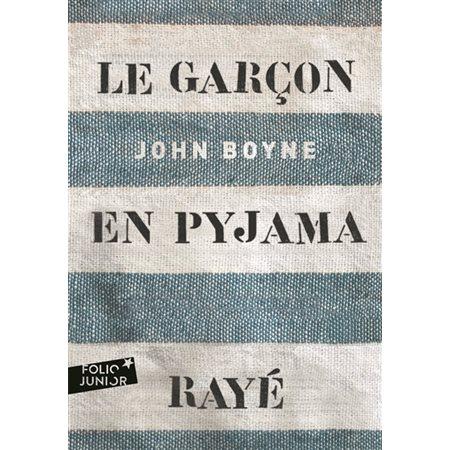 Garçon en pyjama rayé (Le) : une fable