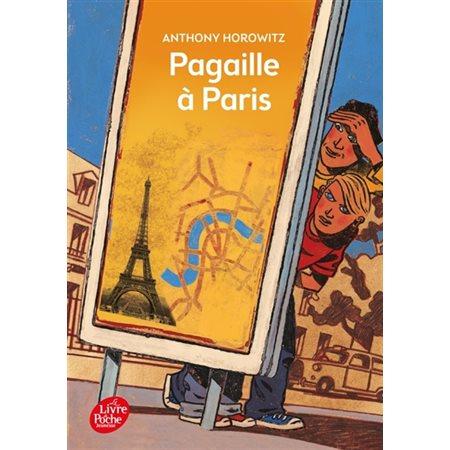 Pagaille à Paris, Tome 4, Les frères Diamant
