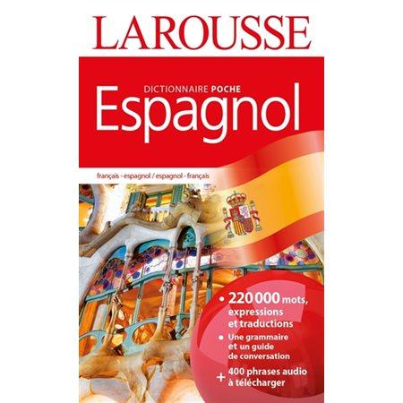 Dictionnaire Larousse  Espagnol de poche