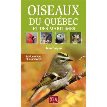 Oiseaux du Québec et des Maritimes