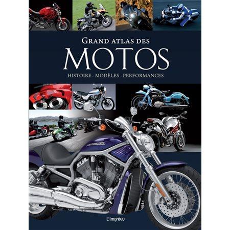 Grand atlas des motos
