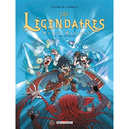 World without, Tome 22, Les Légendaires