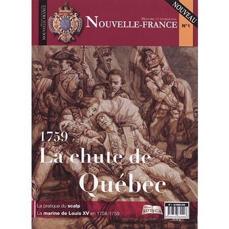 Nouvelle-France : histoire et patrimoine, n° 1