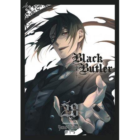 Black Butler T. 28