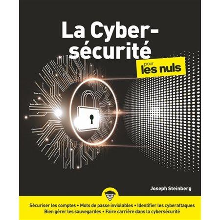 La cybersécurité pour les nuls