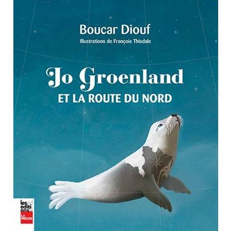 Jo Groenland et la route du nord