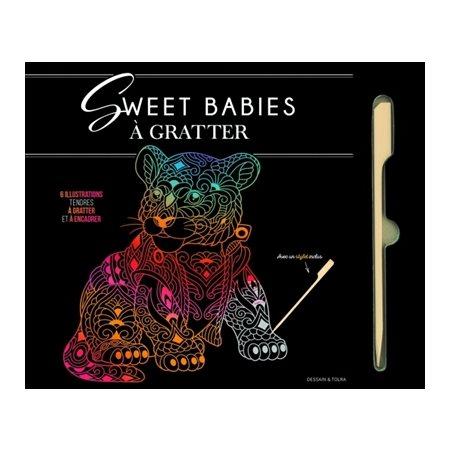 Sweet babies à gratter