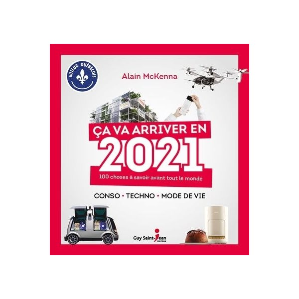 Ça va arriver en 2021