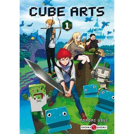 Cube arts T. 01