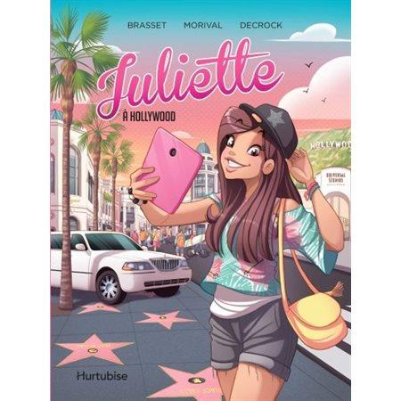 Juliette à Hollywood, la BD