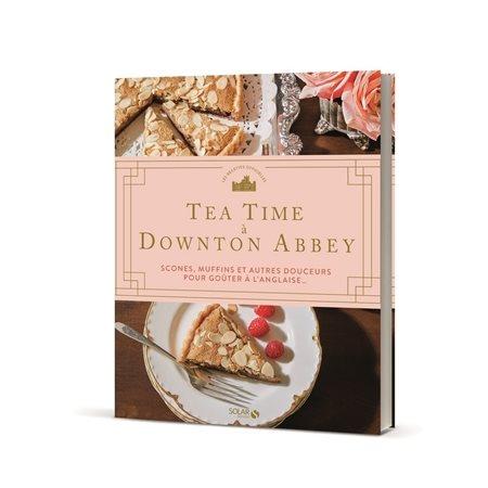 Tea time à Downton Abbey