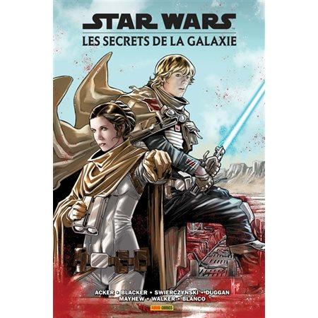 Les secrets de la galaxie, Star Wars