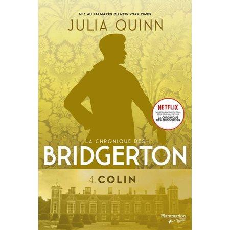 Colin, La chronique des Bridgerton
