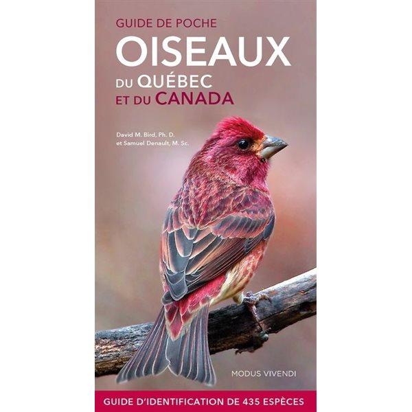 Oiseaux du Québec et du Canada - Guide de poche