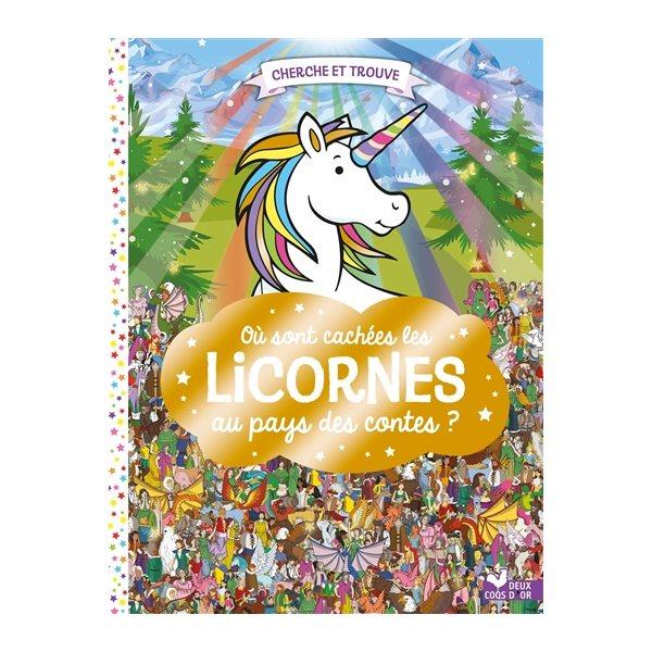 Où sont cachées les licornes au pays des contes ?