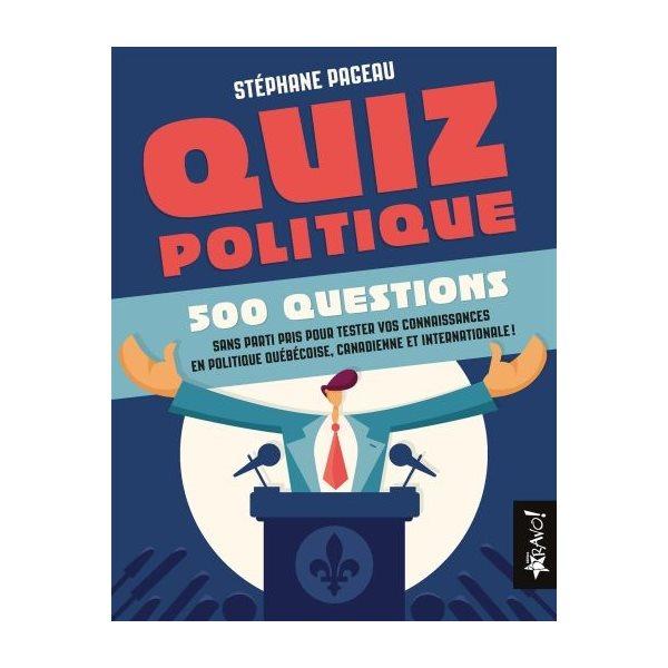 Quiz politique