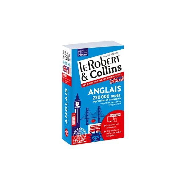 Dictionnaire Le Robert & Collins bilingue de poche 2022