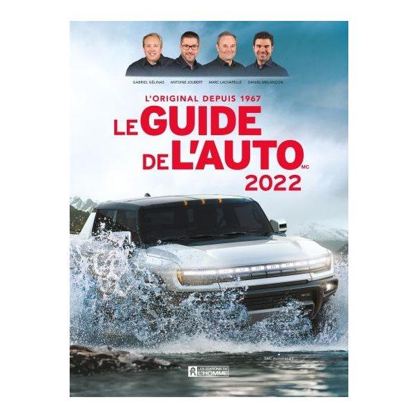Le Guide de l'auto 2022