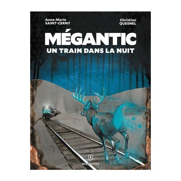 Mégantic, un train dans la nuit